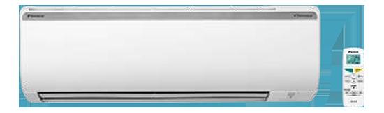 Daikin FTKT35TV16W 1.0 Ton Inverter 3 Star Split Air Conditioner