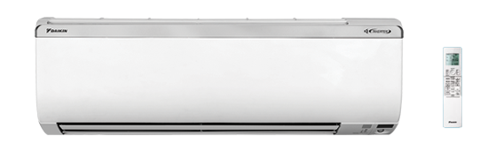 Daikin 1.0 Ton Hi-End Inverter 5 Star Split Airconditioner